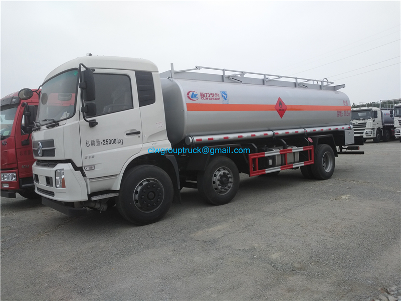 Dongfeng Oil Truck 1