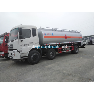 Dongfeng 18.2m3 camion-citerne de carburant camion-citerne de carburant