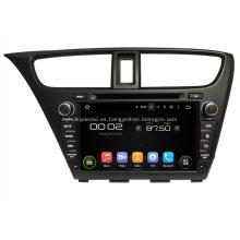 Honda Coche DVD GPS Player para Civic Hatchback
