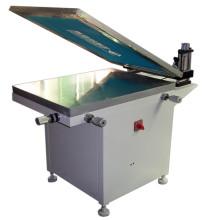 Máquina de impresión de pantalla de cristal de alta calidad Tam-6080s