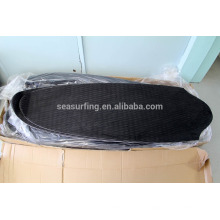 Plate-forme de pont de texture de diamant noir de 2015 pour des garnitures de polissage de planche de surf / diamant