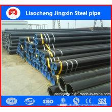 ASTM A106 / ASTM A53 / API 5L Nahtloses Stahlrohr