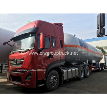 Dongfeng 4x2 tractor truck