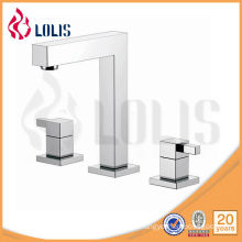 (61317-160A) Double handle Line tap connectors Wash basin taps