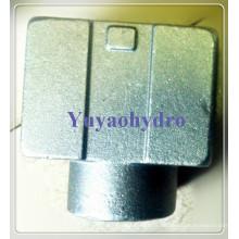 Forgés chauds pour adaptateur à bride de bloc hydraulique
