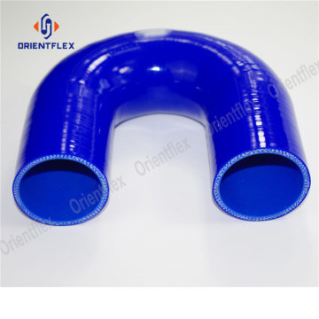 U+shape+180+degree+elbow+silicone+hose