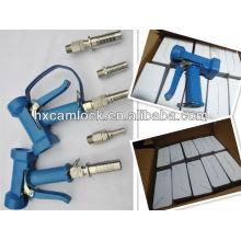 Brass / stainless steel Spray water gun