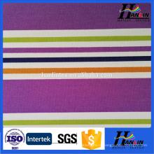 Хорошее качество p / d напечатанная ткань холстины для шатра