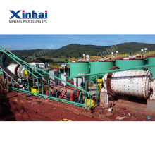 China Gold Mining - Flotation Plant , gold mining