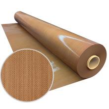 Pano de fibra de vidro revestido com PTFE resistente a térmicas e elétricas