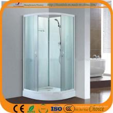 Boîte de douche simple sans panneau arrière (ADL-8701B)