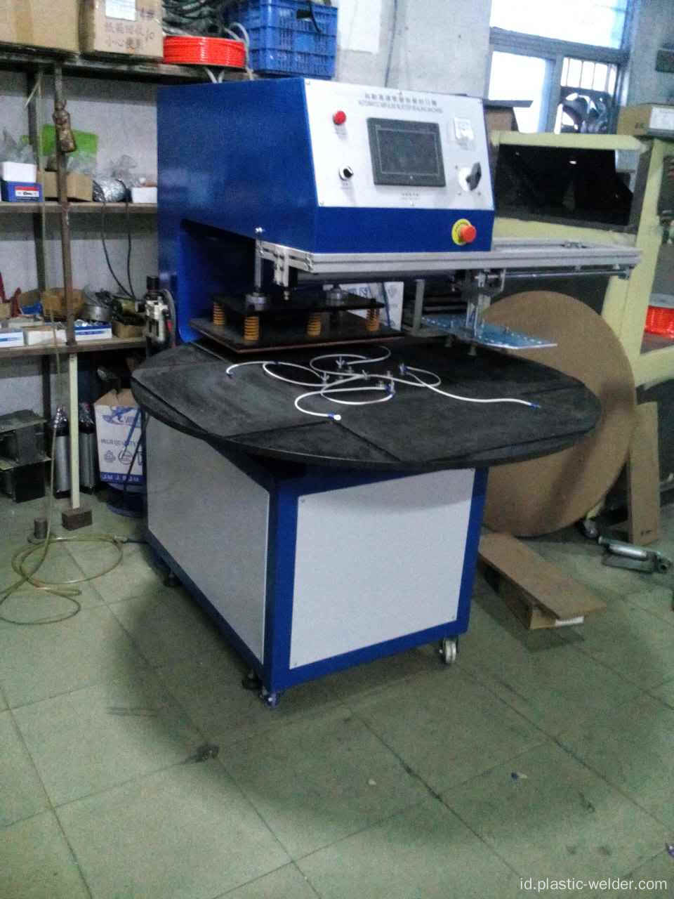 Automatic Blister Paper Card Packing Machine