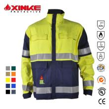 High Visibility Safety Reflector 3M Reflective Jacket