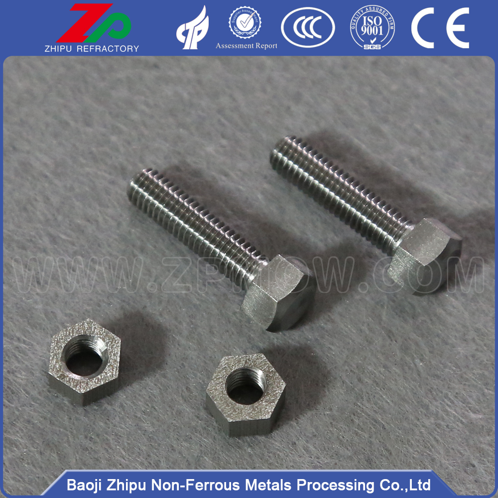 Tantalum electrode rod with various material
