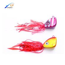 RJL014 Wholesale artificial bait fishing lure hard rubber fish lure