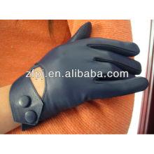 Women wholesale high-grade motorbike glove with agraffe