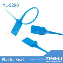 Selo de plástico de segurança autotravante (YL-S290)