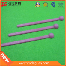 Wholesale Good Quality Lab Plastic Anti-Static Pink Spoon