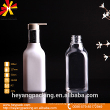 200ml cosmetic pump bottle