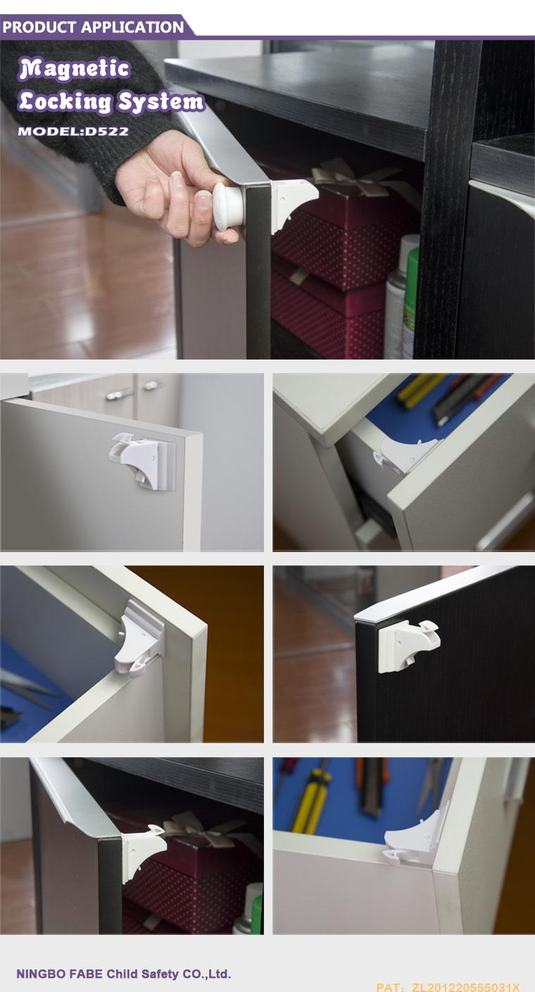 Magnetic Child Locks