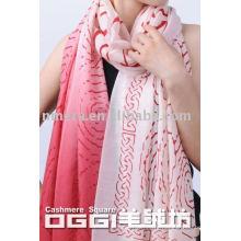 ladies' super long woolen scarf/shawl