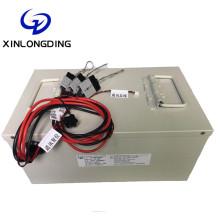 XLD Deep cycle 18650 li ion battery pack lifepo4 12V 24v 100Ah lithium battery pack