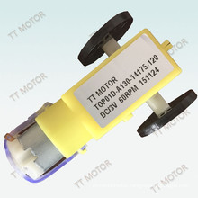 3v plastic planetary gearbox gear motor 200 rpm for toy car