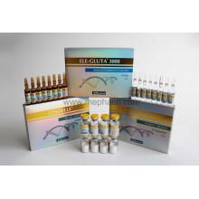Injection de glutathion 3000mg + Acétate de vitamine C + Lipoïque (8 + 8 + 8)