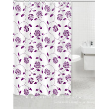 Sweethome blessed flowers for shower curtain