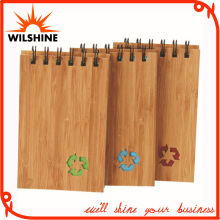Spiral Hard Cover Notebook with Pen for Printing (BNB396)