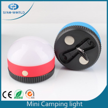 1W LED Magnetic Mini Led Lanterna de acampamento