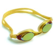 Gafas de seguridad para PC Gafas de natación de goma negra