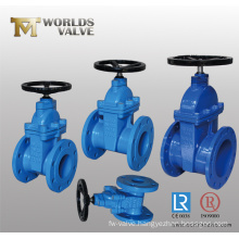 Awwa C509 Ductile Iron Resilient Seated Gate Valve