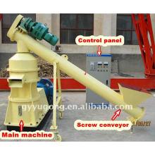 Machine de briqueterie de biomasse Yugong avec moteur de 37 kW