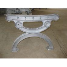 OEM Aluminum Alloy Die Castings for Street Bench