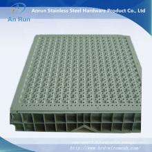 Barrière acoustique à barres à grande vitesse en alliage d'aluminium
