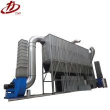 Colector de polvo de sinterización de la colección de polvo de la industria siderúrgica