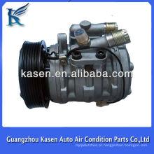 Guangzhou fornecedor 12v 10p08 compressor for BRASIL GOL, PAKISTAN SUZUKI