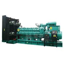 1800kw 2250kVA Naturaleza Gas Diesel Luz Dos Generador de combustible 60Hz 1200rpm