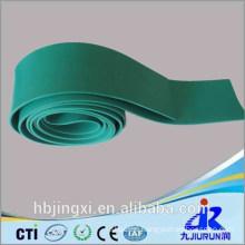 Green Soft PVC Sheet Roll