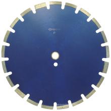 Lâmina de asfalto (SUAB) de soldagem a laser