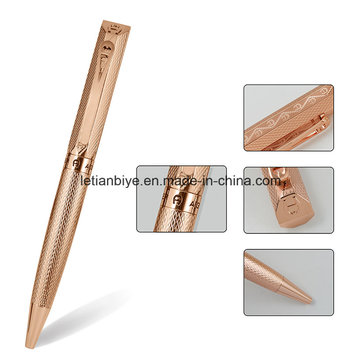 Taiwan Twist Mechanism Unique VIP Business Metal Pen (LT-C812)