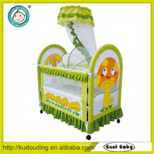 EN1888 high quality frame China baby crib importers