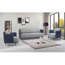 Wohnzimmermöbel 3-Sitzer Stoff Sofa