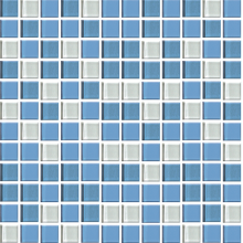 330x330mm Square Glass Mosaic Tile for Swimming Pool