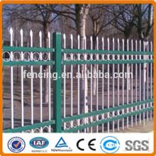 Safe Palisade Fencing for Villadom