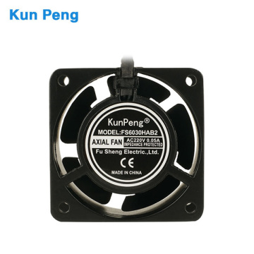 6030 60mm*60mm*30mm 220v 230v compact AC cooling fan