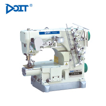 DT264-01CB DOIT Industrial Coverstitch Pequeño Cilindro cama Interlock Costurero Precio
