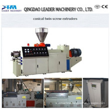Double Screw Extruder Conical Screw Extruder