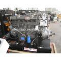 Motor diesel de 4 tiempos 70kw con embrague R6105P para bomba de agua
